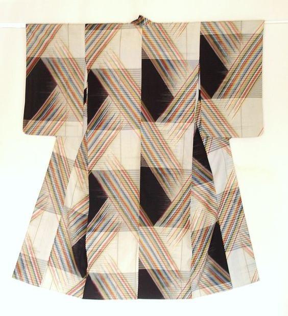 Contemporary Design Kimono