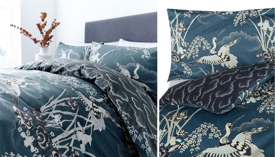 Hirito Print Bedding, Christiane Lemieux for House of Fraser