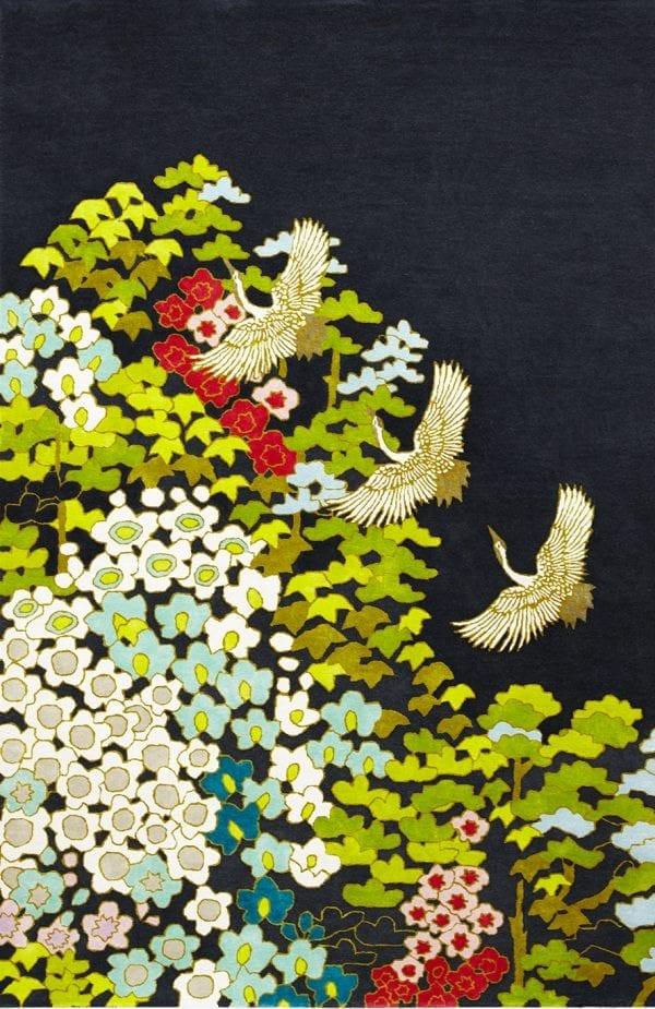 Wendy Morrison Mount Orient rug