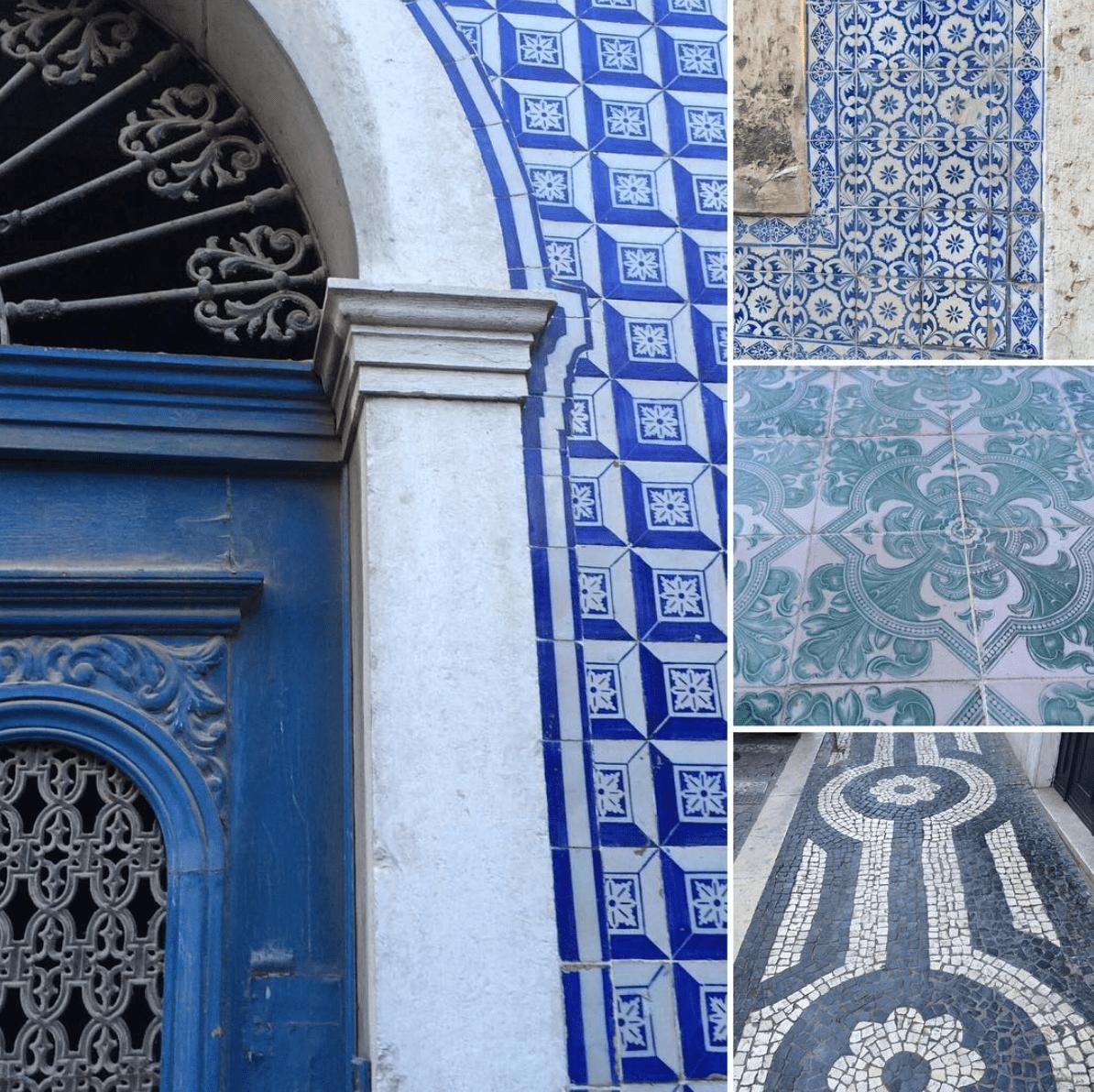 Tile Love in Lisbon, Portugal
