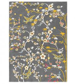 Wendy Morrison's 'Kimono' rug for John Lewis AW/17