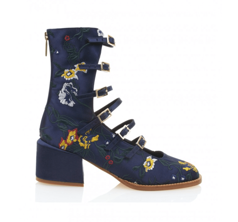 Kai buckle-up boots from Tibi
