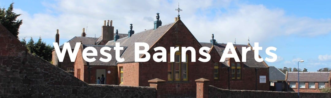 West Barns Arts - In the old school.