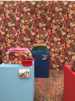 Alternative Flooring - Quirky B 'Thorpe Summer Garden' carpet.