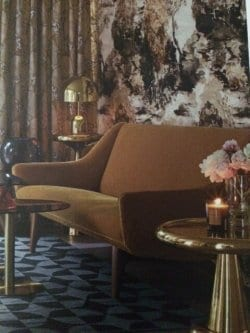 Jim Thompson wall coverings and fabrics