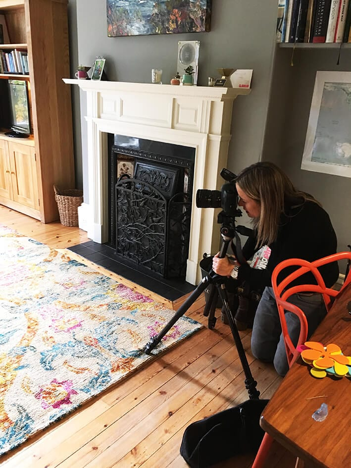 Susie Lowe @slowe_photo working her magic