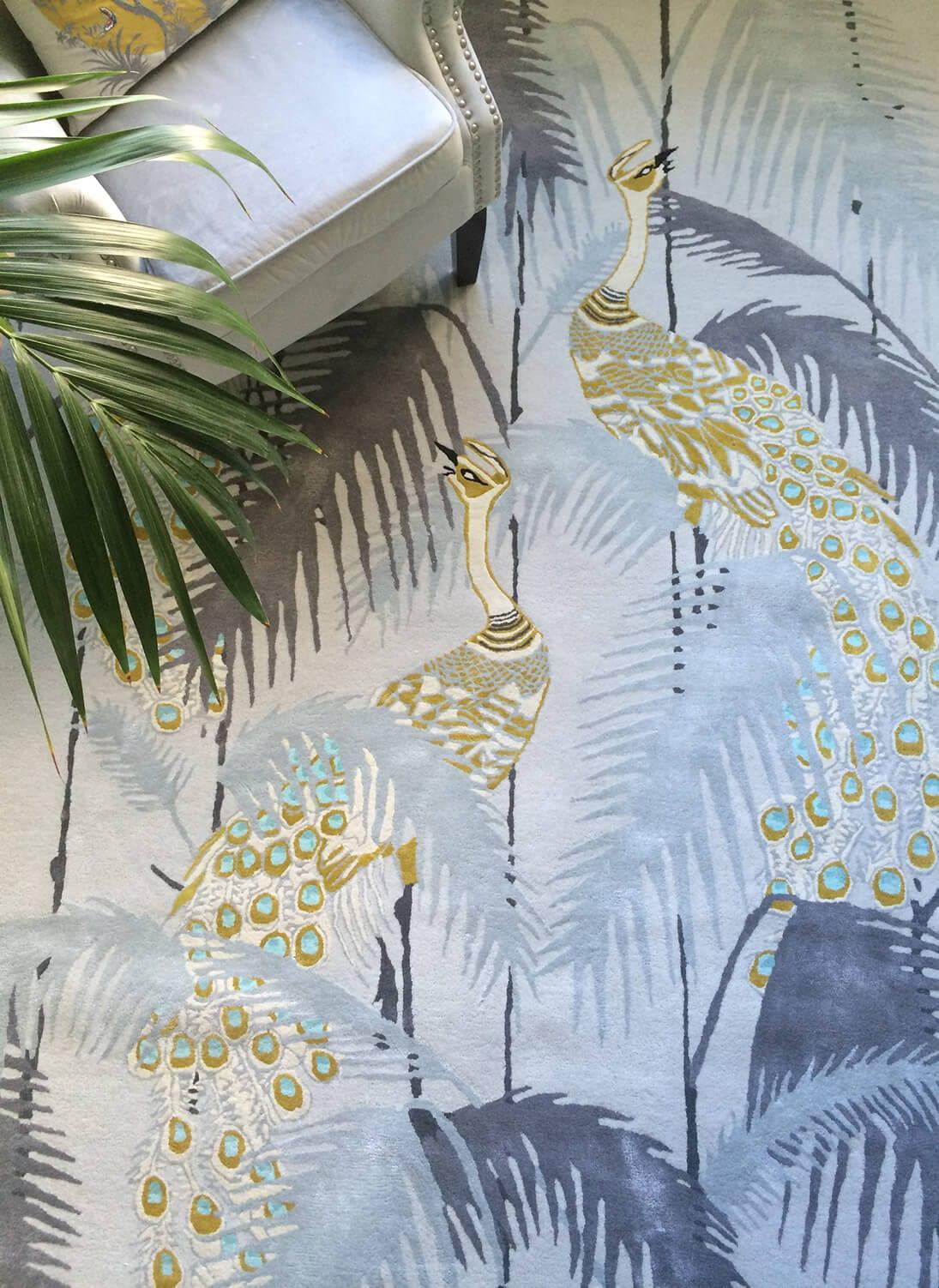 Peacock Palms