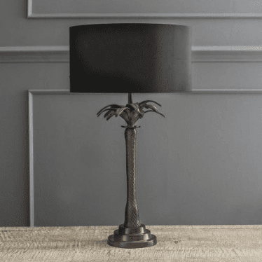 Tall Palm Tree Table Lamp - Graham & Green