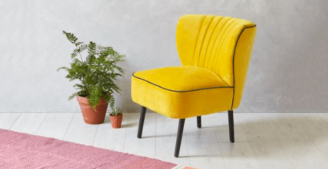 Lula Chair by Fern & Grey