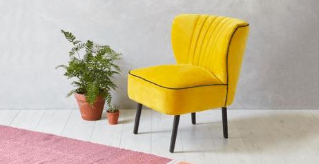 Lula Chair by Fern & Grey