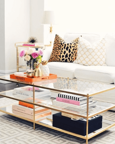 West Elm Terrace Coffee Table