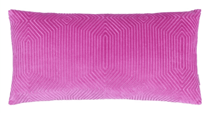 Designers Guild Roxburgh Fuchsia Cushion