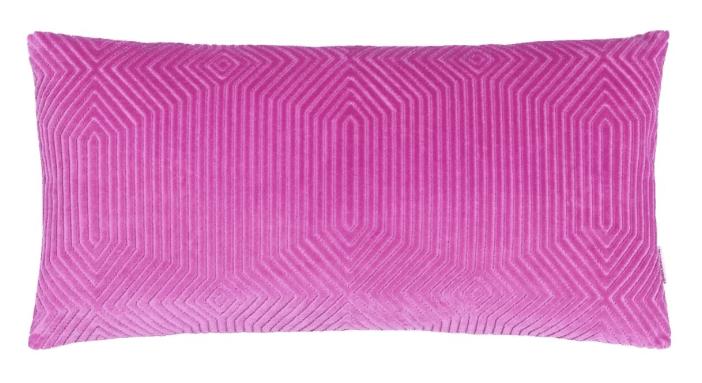 Designers Guild Roxburgh Fuchsia Cushion