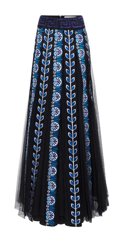 Pillar Skirt by Mary Katrantzou