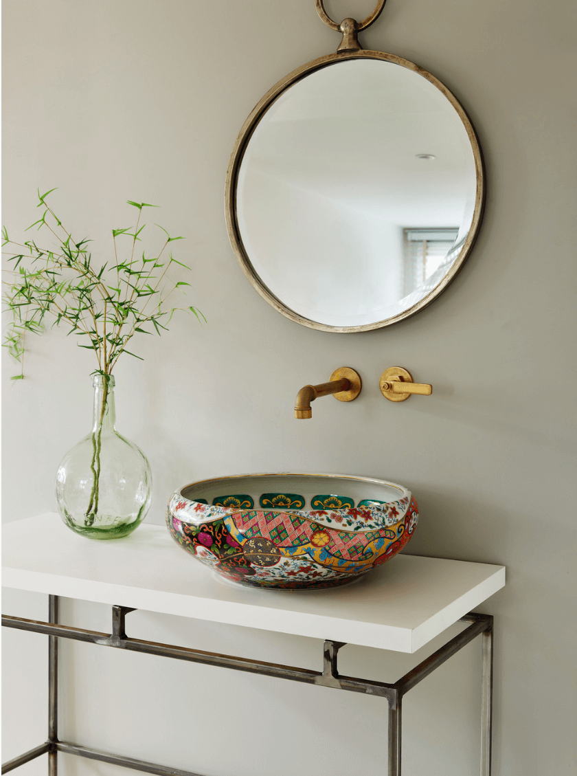 Yasmin basin by The London Basin Company