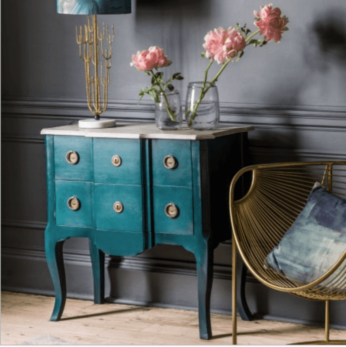 Valence Small Chest of Drawers from Graham & Green