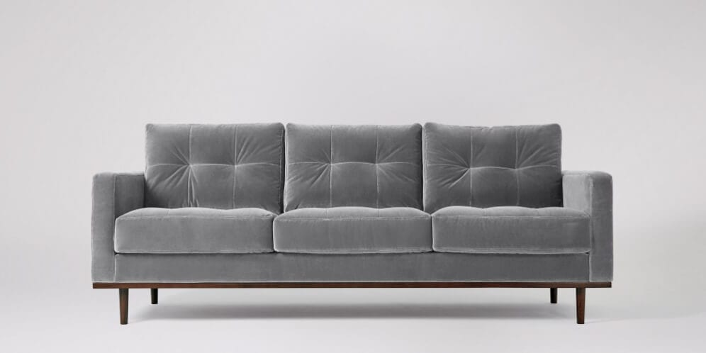 Berlin 3 Seater Sofa from Swoon
