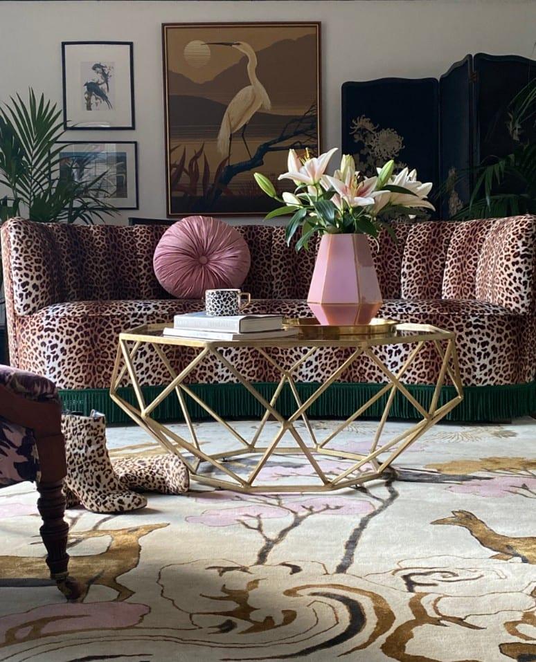 Longevity designer rug story
