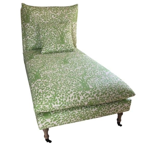 Arbre De Matisse fabric chaise