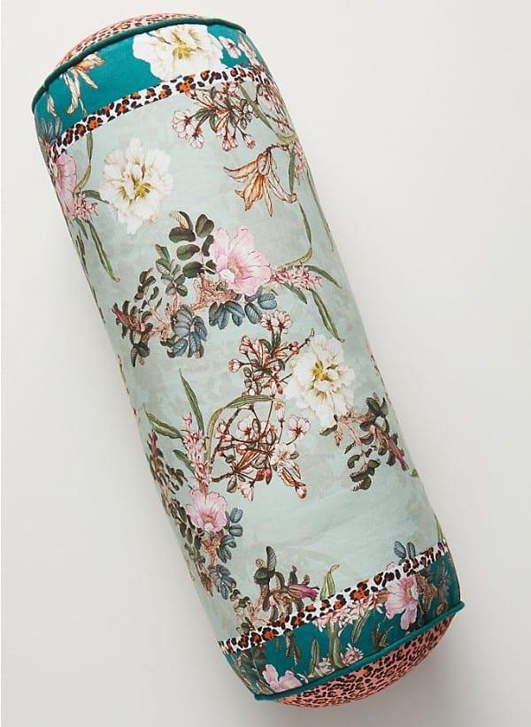 Decorative bedroom pillow
