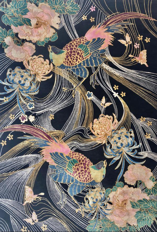 Phoenix flat rug image