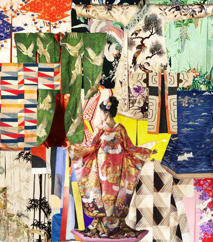 Kimono Moodboard