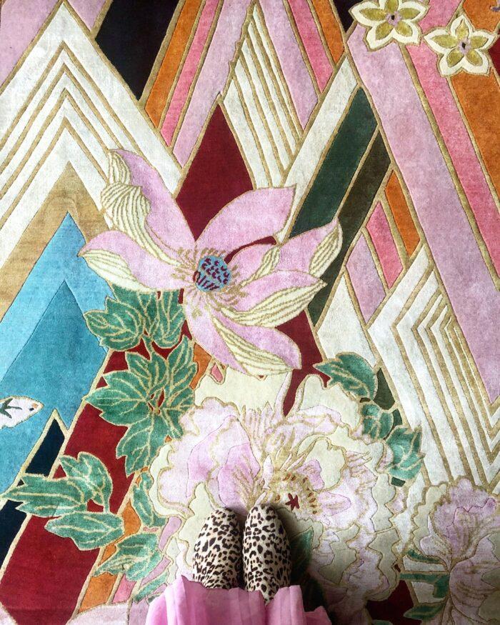 Colourful Handmade Rug