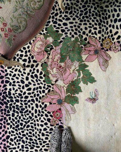 Cheetah Florals
