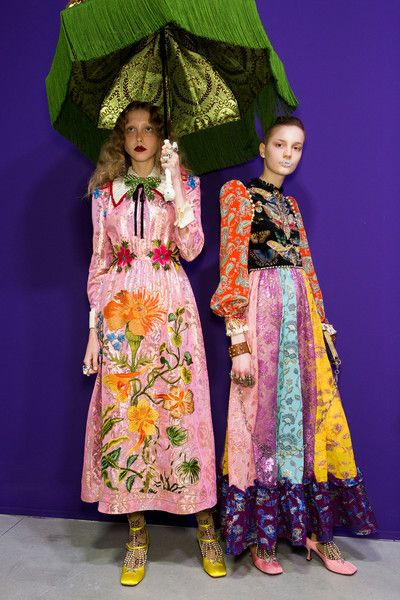 Gucci Fall 17 collection